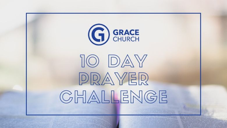 10 Day Prayer Challenge
